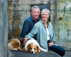 David & Victoria Marshall, the owners of Oshi Publishing LLC and publishers of 3rd Act Magazine™.