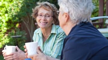 Nursing home model evolving into improved living environment