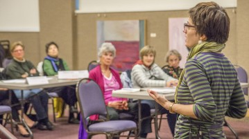 Osher Lifelong Learning Institute provides high quality, low cost courses
