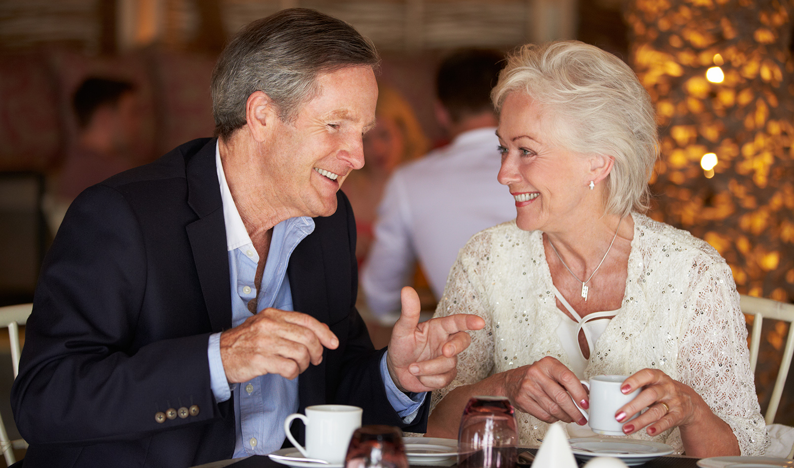 magazine senior singles There can be many challenges senior singles face when approaching online  dating communities like ourtime sometimes people have been out of the dating .