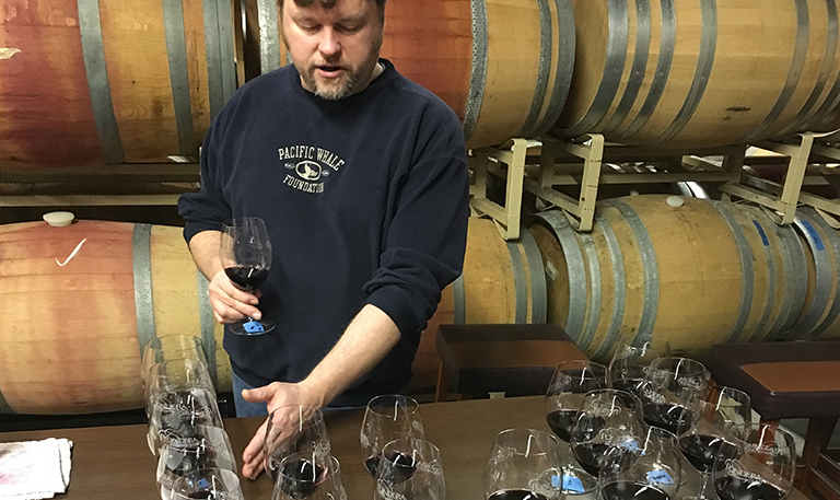 Woodinville wine makers follow their passion
