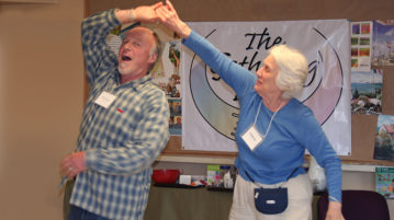 Activities Abound for People With Dementia