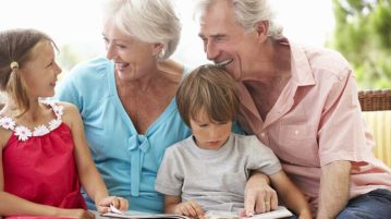 As we honor the grandparents in our families, we also take time to explore their changing role.