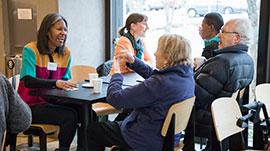 Alzheimer's Café at the Frye @ Frye Art Museum | Seattle | Washington | United States