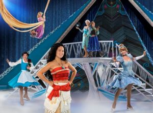 Disney on Ice presents Dare to Dream @ Angel of the Winds Arena | Everett | Washington | United States