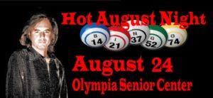 Hot August Night Bingo @ Olympia Senior Center   Olympia   Washington   United States
