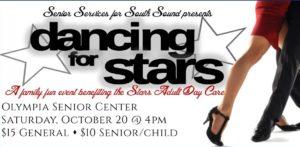 Dancing for STARS @ Olympia Senior Center | Olympia | Washington | United States