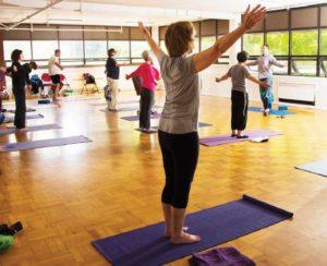 LGBTQ Gentle Yoga (50+) @ Miller Community Center | Seattle | Washington | United States