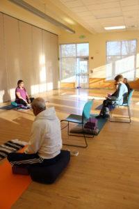 LGBTQ Gentle Yoga @ Miller Community Center