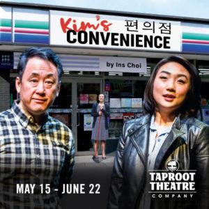 Kim's Convenience @ Taproot Theatre Company
