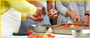 Meals for One or Two Cooking Class @ Wallingford Community Senior Center