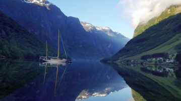 Coming Home— Paddle Pilgrim Kayaks in Norway
