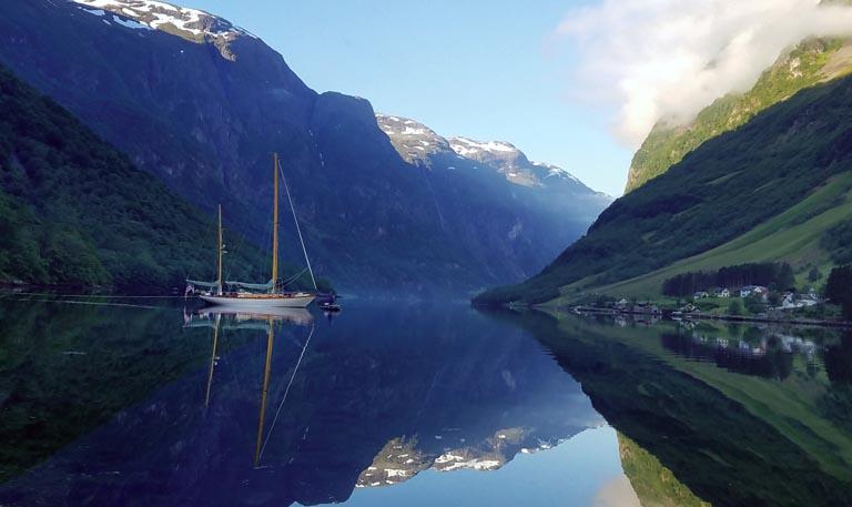 Coming Home— Paddle Pilgrim Kayaks in Norway