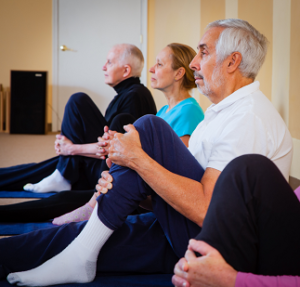 Gentle Yoga @ Rainier Community Center