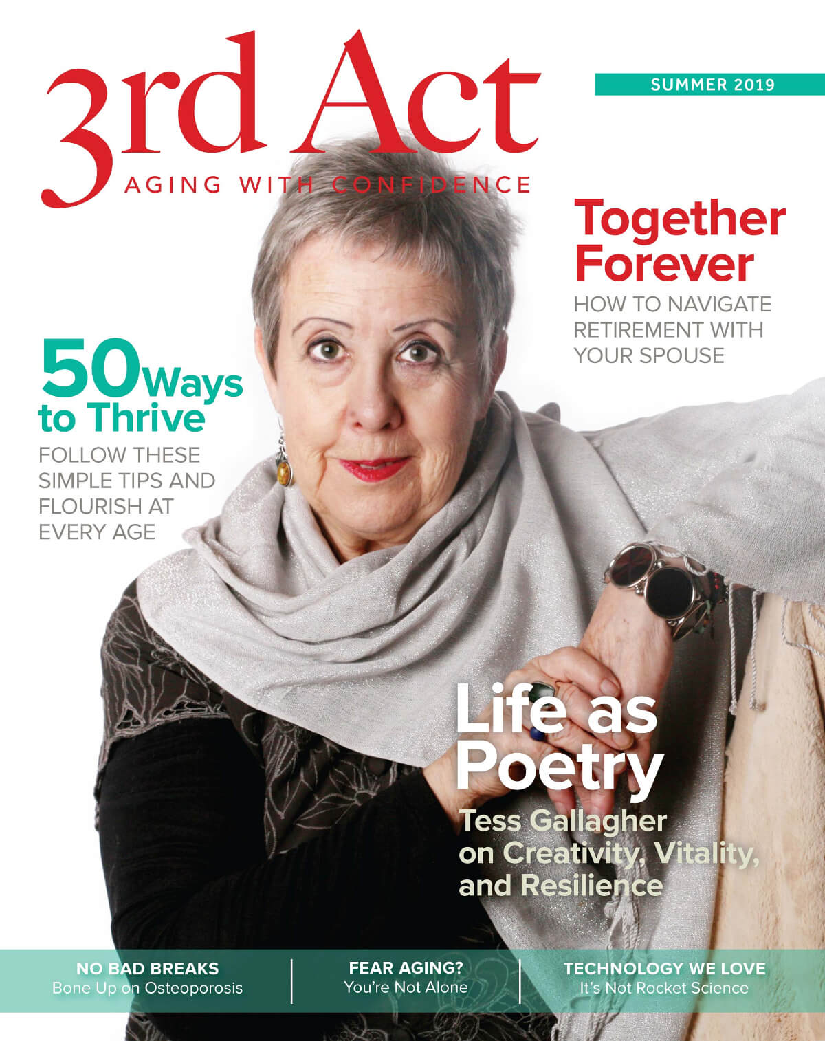 3rd Act Magazine Aging With Confidence