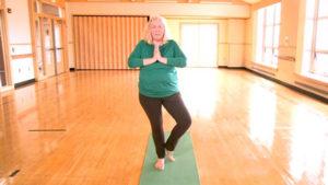 Lifelong Recreation Program: Video Yoga Class @ Seattle Parks & Recreation
