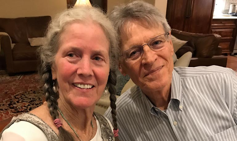 Living and Loving a Spouse with Alzheimer's