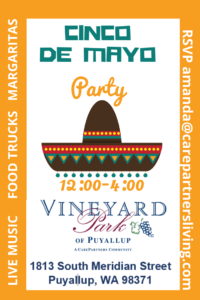 Cinco De Mayo @ Vineyard Park of Puyallup |  |  |