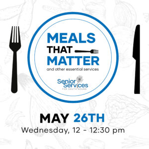 Meals That Matter and Other Essential Services @ Maria Masse |  |  |
