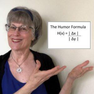 The Humor Formula Workshop @ Zoom
