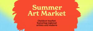 Summer Art Market @ Bainbridge Island Museum of Art        